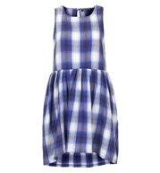 Topshop Checkered Dress