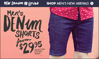 Shop mens Shorts!