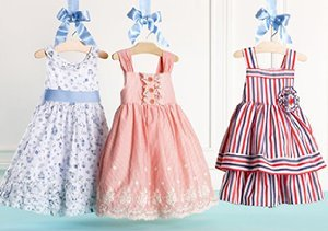Summer Frocks for Girls