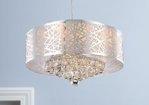 Crystal Chandeliers & Pendants