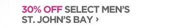 30% Off Select Men's St. John's Bay ›