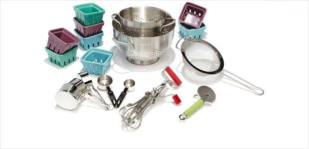 Prep Like a Pro: Kitchen Gadgets & Storage