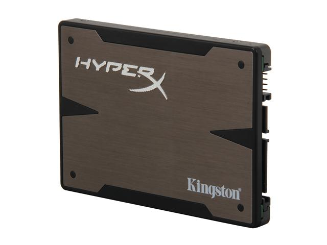 Kingston HyperX 3K SH103S3/120G 2.5 inch 120GB SATA III MLC Internal Solid State Drive (SSD) (Stand-Alone Drive)
