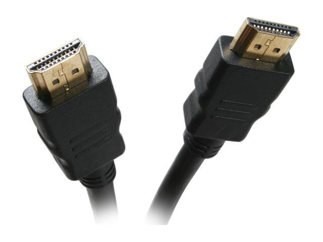 BYTECC HM-2M 6 ft. HDMI High Speed Male to Male Cable M-M