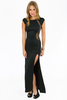 LACED OUT MAXI DRESS 53