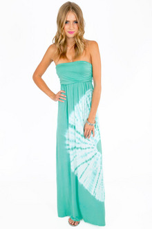 TERA STRAPLESS MAXI DRESS 46
