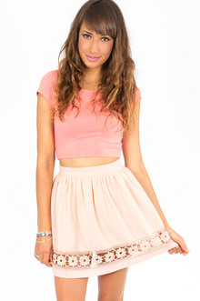 PEEKING PETALS SKIRT 29