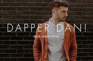 Daper Dan: Date Night Style
