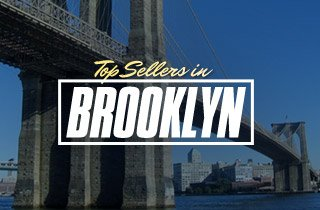 Brooklyn: Top Selling Items