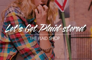 Plaid Shop