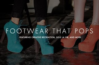 Footwear That Pops