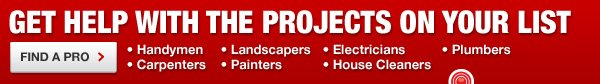 Get Help with the Projects on Your List