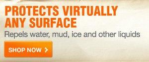 Protects Virtually Any Surface
