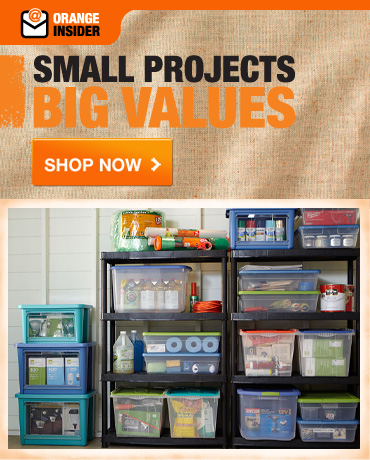 Small Projects. Big Values.