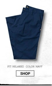 Worker Relaxed Fit Pant
