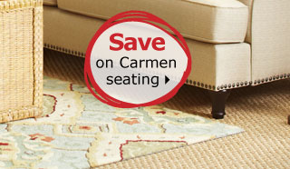 Save on Carmen seating
