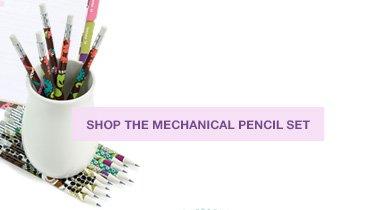 Shop the Mechanical Pencil Set