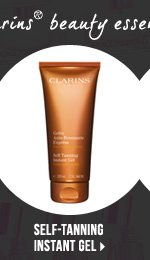 May we suggest... Self-Tanning Instant Gel.