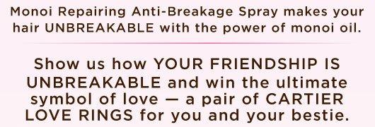 Monoi Repairing Anti-Breakage Spray