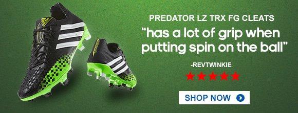 Shop Men's Predator LZ Soccer Cleats »