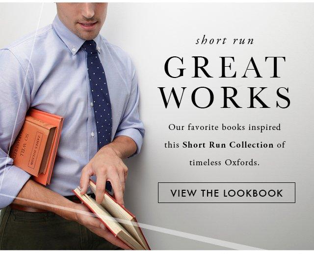 Great Works Lookbook