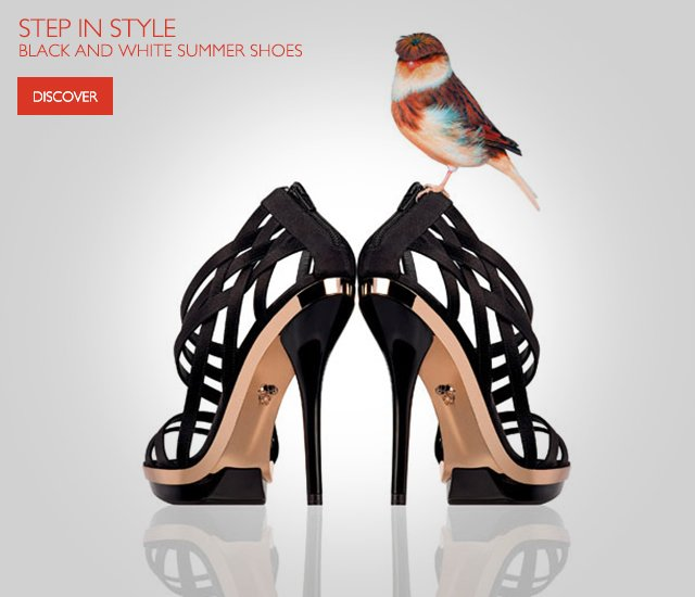 Versace - Step in style - Women's Shoes