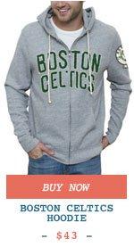 Bost Celtics Hoodie