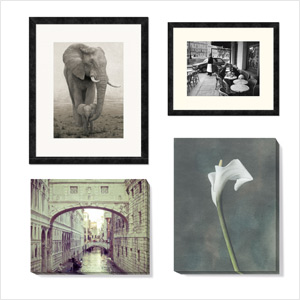 Build a Gallery: Wall Art Under $100