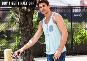 Shop Beat the Heat: Tanks, Shorts & More