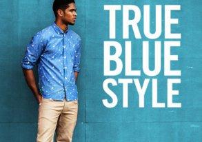 Shop True Blue Style