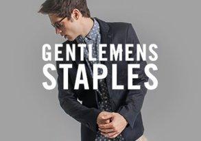 Shop Gentlemen's Staples: Blazers & More