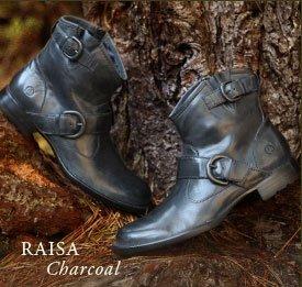 Raisa - Charcoal