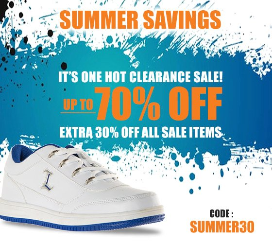 Summer Savings - Extra 30% OFF All Sale Items
