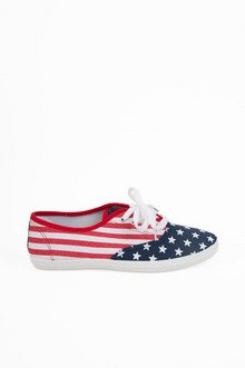 STARS AND STRIPES SNEAKERS 19