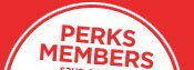 Perks Members Save an Extra 10%