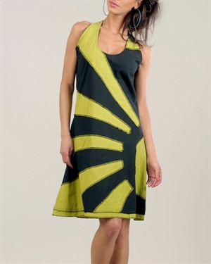 Ziva Two-tone Dress