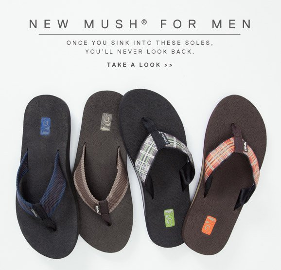 New Mush® for Men - Take a look