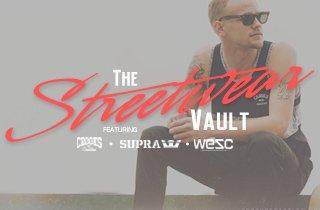 Streetwear Vault Ft. Crooks and Castles, SUPRA, & WeSC