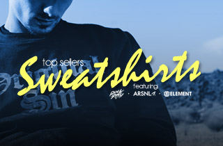 Top Selling Sweatshirts