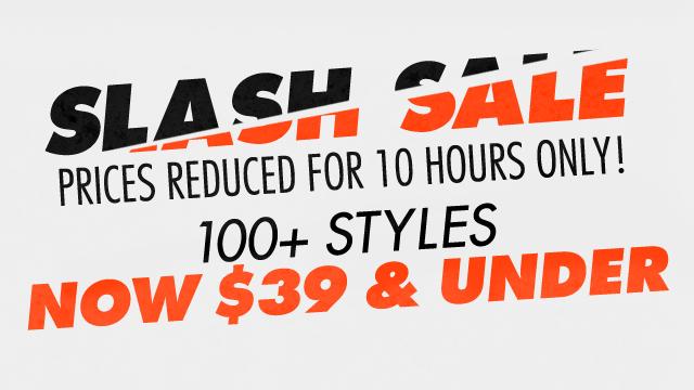 Slash Sale