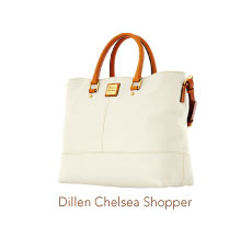 Dillen Chelsea Shopper