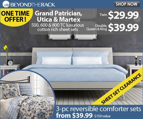 Grand Patrician, Utica & Martex
