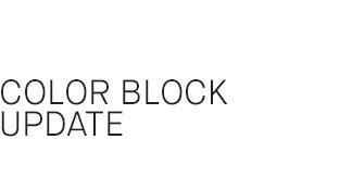 Color Block Update