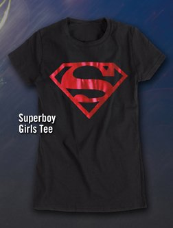 SUPERBOY GIRLS TEE