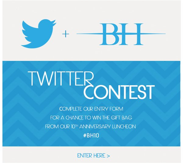 Twitter Contest - Enter Now