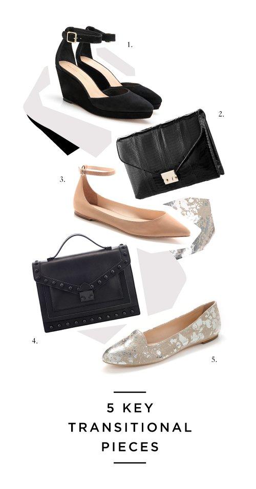 Shop the Loeffler Randall Pre-Fall13 Top Five Transitional Pieces on LoefflerRandall.com