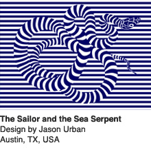The Sailor and the Sea Serpent