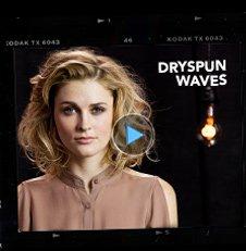 dryspun waves