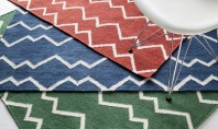 Chandra Summer Flat Weave Rugs - Visit Event