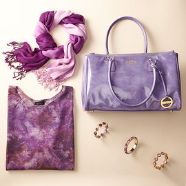 Fall Trend: Shades of Purple